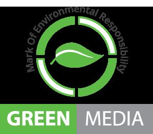 GREEN MEDIA, the Mark Of Environmental Responsibility