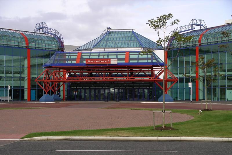 Конгресс-центр ICC, Бирмингем,
