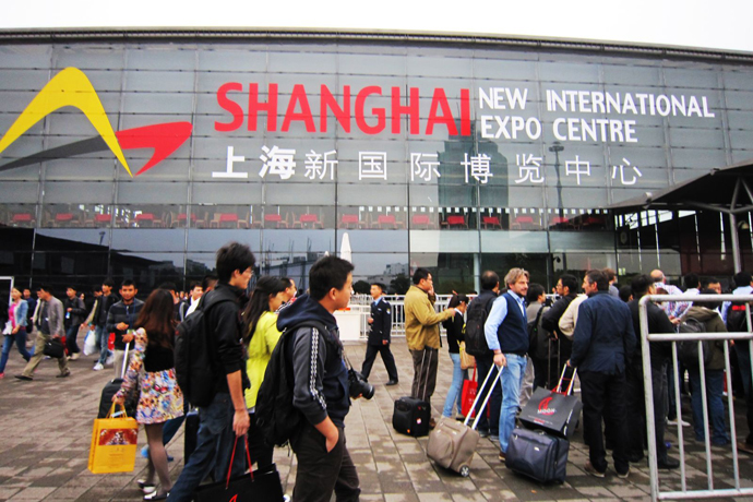 Expo Exhibition Stands S : Shanghai new international expo centre