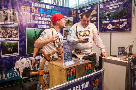 Major exhibition for underwater fans launched in Sokolniki