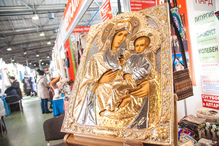 The Tintinnabulation Orthodox Exhibition and Fair in Sokolniki