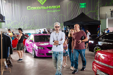 Japan Cars & Culture Expo 2018  索科利尼基会展中心