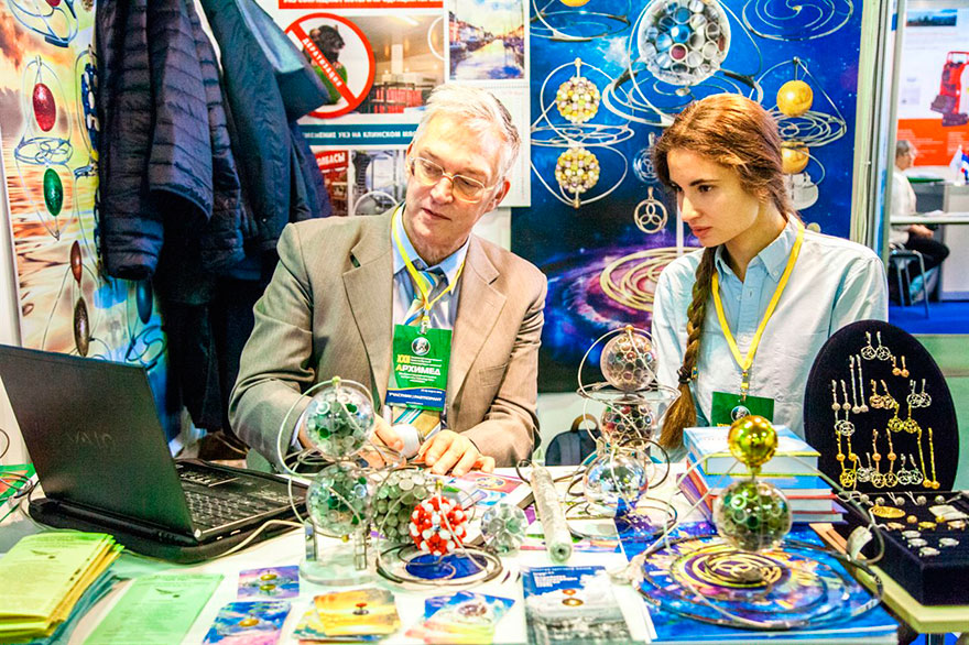 Moscow International Salon of Inventions and Innovative Technologies Archimedes will be held in the spring of 2021