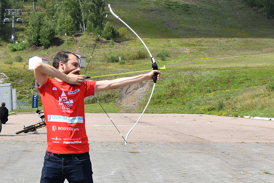 Sokolniki Museum and Educational Centre will support the Ural Archery Race Cup