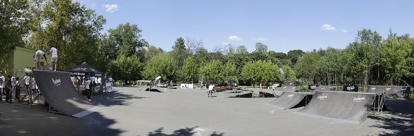 В Сокольниках откроется летний экстрим-парк
