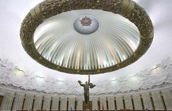 22 июня в Центральном музее Великой Отечественной войны прошла традиционная патриотическая акция «Возжжение свечей памяти», приуроченная ко Дню памяти и скорби.