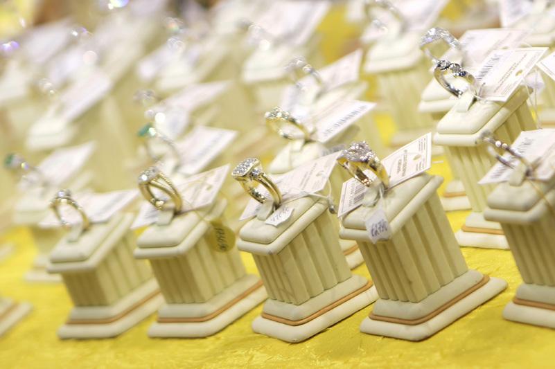 Московская международная ювелирная и часовая выставка ювелир-2007