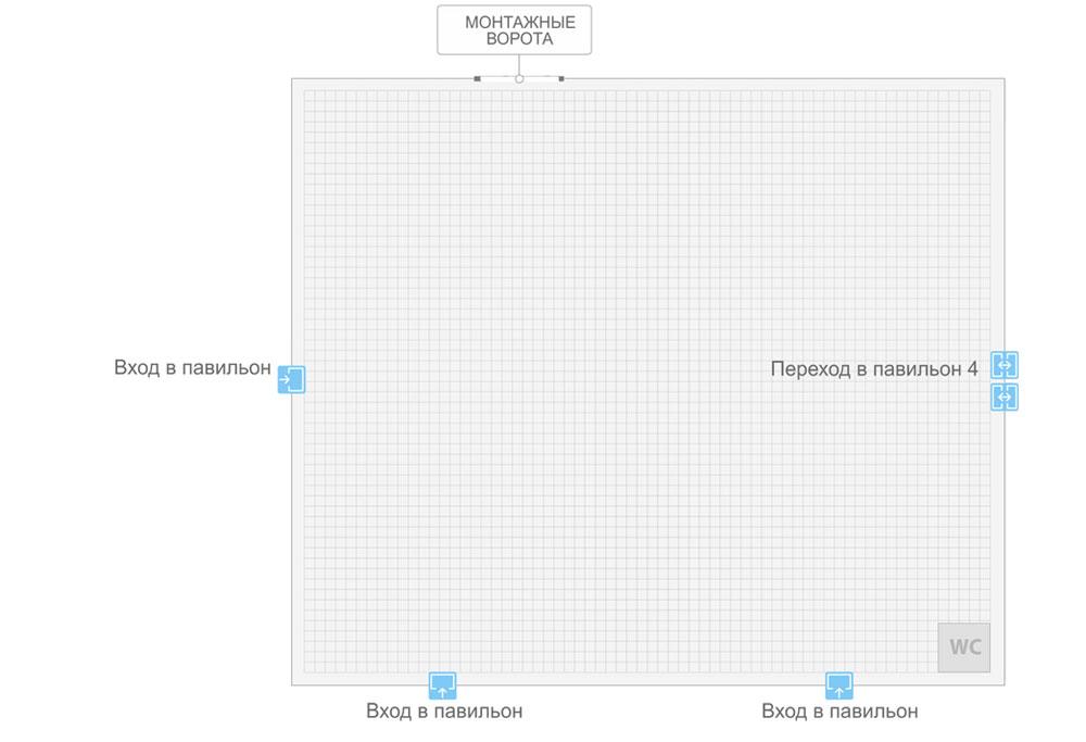 КВЦ Сокольники, павильон 4.1