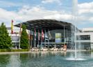 Конгрессно-выставочный центр Мюнхена – Messe München