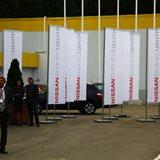 Корпоративное мероприятие российского представительства Nissan