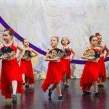 Отчётные концерты хореографических студий Фонда развития и поддержки детского творчества «ШАГИ»