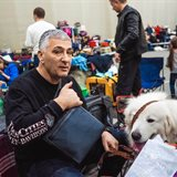 "CAC ranked all breed dog show ""My Moscow 2019"""