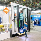 The 9th Professional International Exhibition ElektroTrans 2019, Russian Bus Salon CityBus-2019