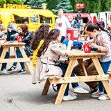 Food Truck Festival in Sokolniki