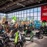 "16th international bicycle exhibition ""Velo-Park 2020"""
