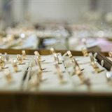 Jewellery Vernisage in Sokolniki Jewellery Exhibition and Sale