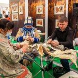 """第十五届""""北方宝藏 •俄罗斯大师和艺术家""""展销会。"""
