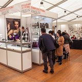 Jewellery Vernisage in Sokolniki Jewellery Exhibition and Sale