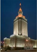 The Hilton Moscow Leningrdaskaya