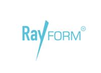 Выставка Rayform / Лучи и лазеры
