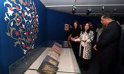 Exhibition of rare Persian calligraphy opens in Sharjah
