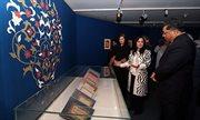 Выставка редкой персидской каллиграфии в Шардже