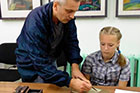 "Workshops ""Writing Traditions of Veliky Novgorod"""