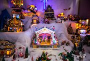 Holiday season events in Sokolniki Exhibition and Convention Centre