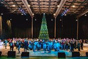 В Конгрессно-выставочном центре «Сокольники» прошли праздничные детские программы