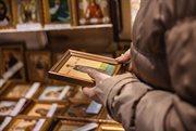 First spring Orthodox trade fair in Sokolniki