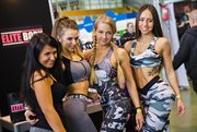 The FITSHOW Festival of beauty and health went off with a bang in Sokolniki