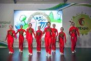 Московский Международный фитнес-фестиваль FITEXPO-2017