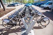 Crosspark bike rental is now available in Sokolniki