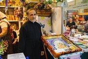 Orthodox trade fair in Sokolniki Exhibition and Convention Centre