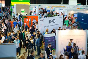 """The largest exhibition of technologies for e-commerce in Russia and Eastern Europe """"ECOM Expo'17"""""""