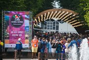 Food Truck Festival in Sokolniki held on a grand scale