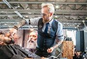 The largest Russian barber culture festival held in Sokolniki