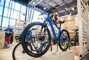 Sokolniki holds the 2nd professional bicycle and accessories exhibition BikeExpo 2017