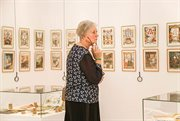 The 6th International Exhibition of Calligraphy in Moscow proved success