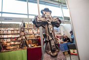 В Сокольниках проходит православная выставка-ярмарка
