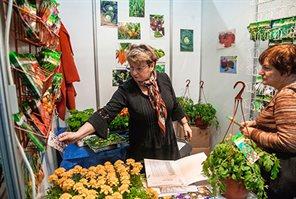 Весенняя выставка-ярмарка «Фазенда» проходит в Сокольниках