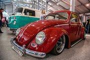 В Сокольниках прошла выставка уникальных тюнингованных автомобилей