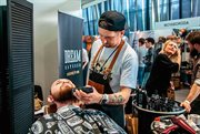 BARBER CONNECT RUSSIA. The biggest barber festival in Russia is now a tattoo culture festival, as well