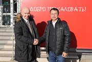 Delegation from a Major Chinese Exhibition Company Visits Sokolniki Exhibition and Convention Center