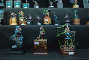 Annual Exhibition and Contest of Historical and Fantasy Miniatures Ruby Sphere