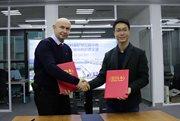 Sokolniki Exhibition and Convention Centre delegation visited GICEC Exhibition Center