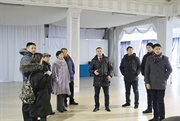 Sokolniki Exhibition and Convention Center receives a delegation from China