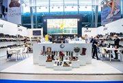 В КВЦ «Сокольники» начала работу крупнейшая выставка обуви, сумок и аксессуаров
