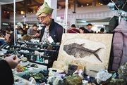 索科利尼基«彩石市场»展览