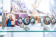 东正教展销会:复活节前一周